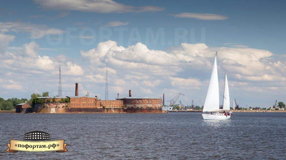 форты Кронштадта: экскурсия