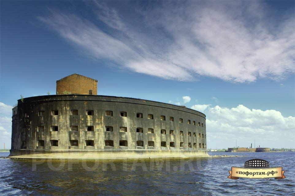 чумной форт в кронштадте экскурсия