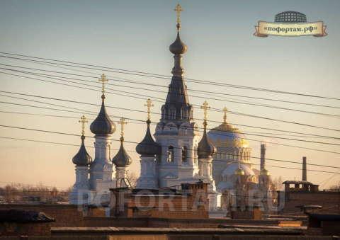 Владимирский и Морской соборы