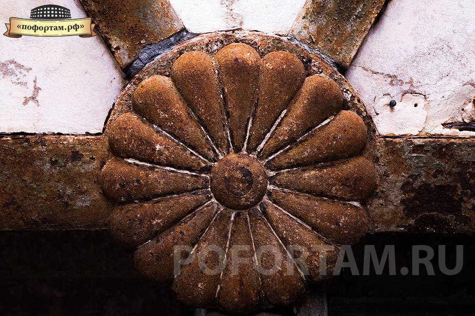 декоративные детали форта Александр 1