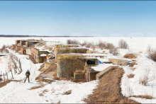 Как доехать до первого северного форта