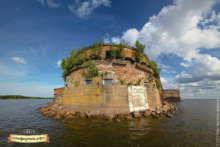 Форты Кронштадта - Пётр I