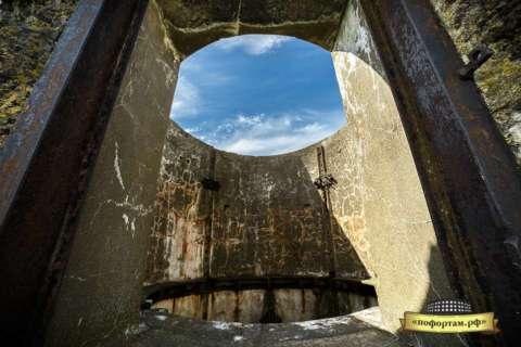 Южная башенная батарея № 3
