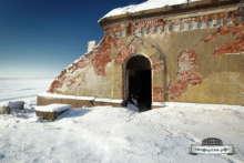 Южный форт №3 Милютин - Зима 2016