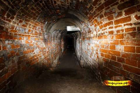 Казематы форта Южный №3