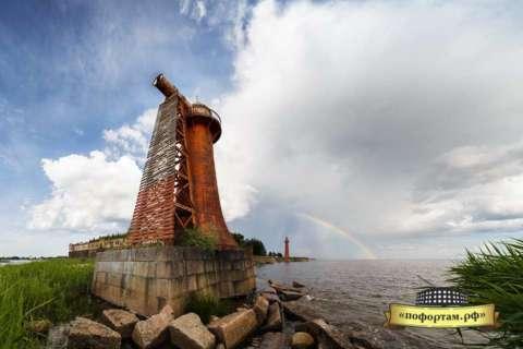 Экскурсия маяки Кронштадта