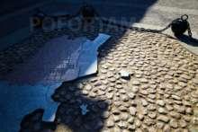 Кронштадт экскурсия: Гранитная карта Кронштадта