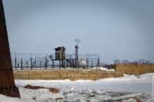 Форт Пётр I: Зима
