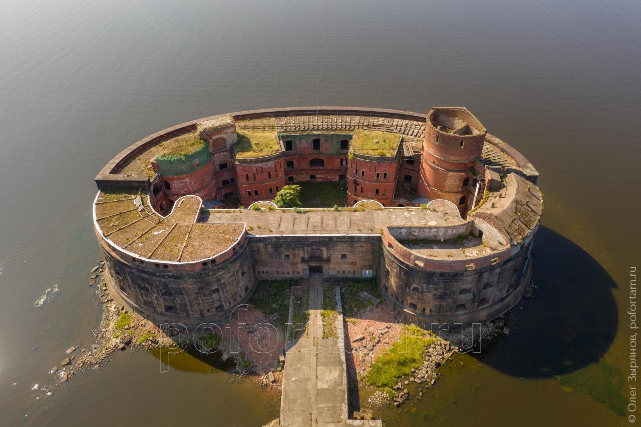 Форт «Александр І» лето