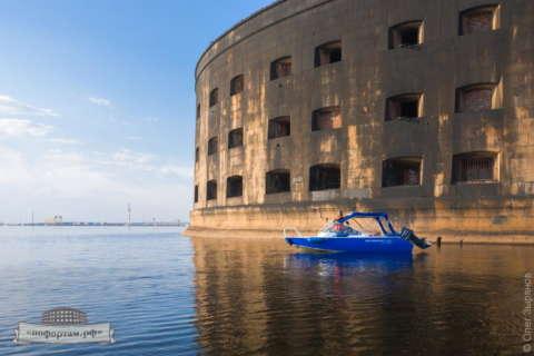 Экскурсия на форт Александр
