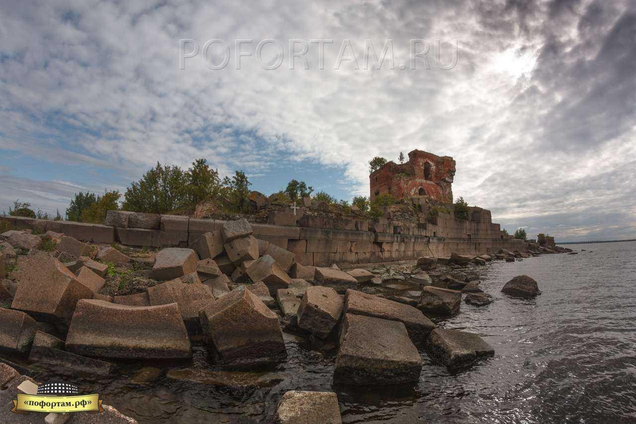 Форт Павел I «Рисбанк»