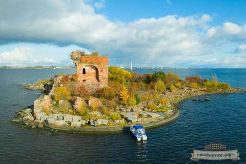 Форт «Павел І» осень