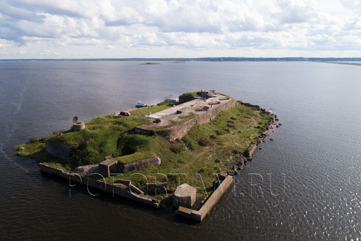 Экскурсия форт «Граф Милютин»