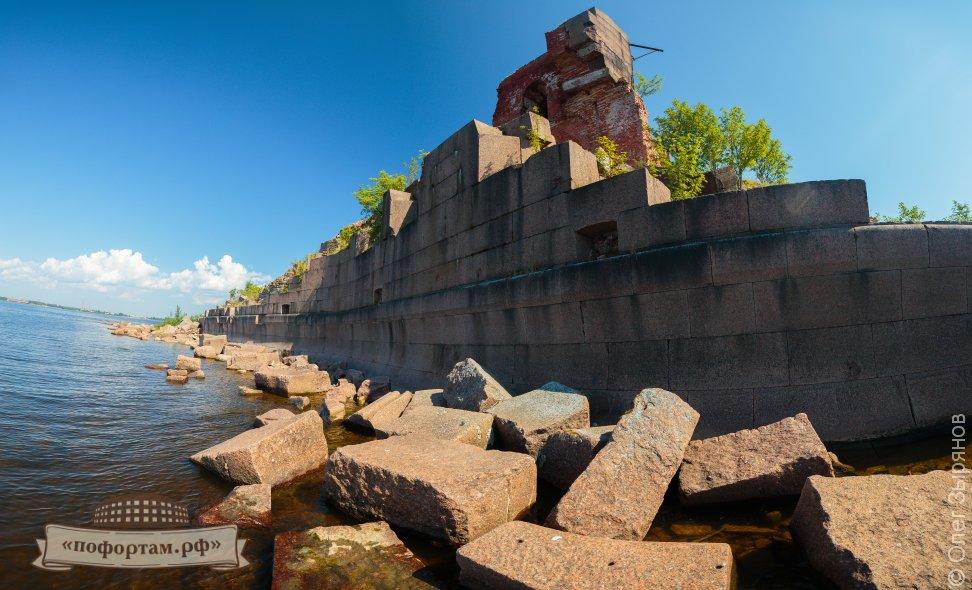 Форт Павел: экскурсия