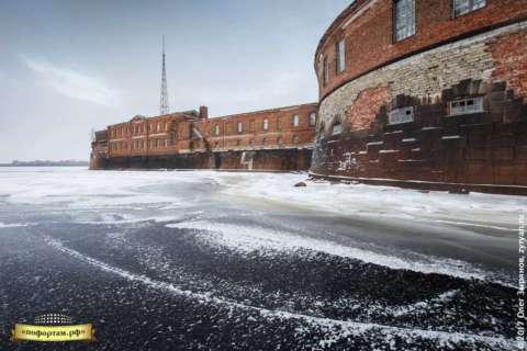 Зимний поход к форту Пётр I №1: 2017