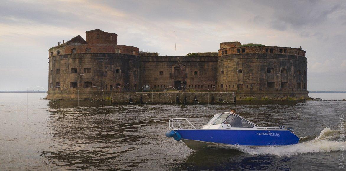 Экскурсии с посещением фортов Кронштадта
