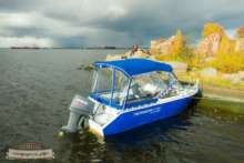 Форты Кронштадта: экскурсии осенью на катере