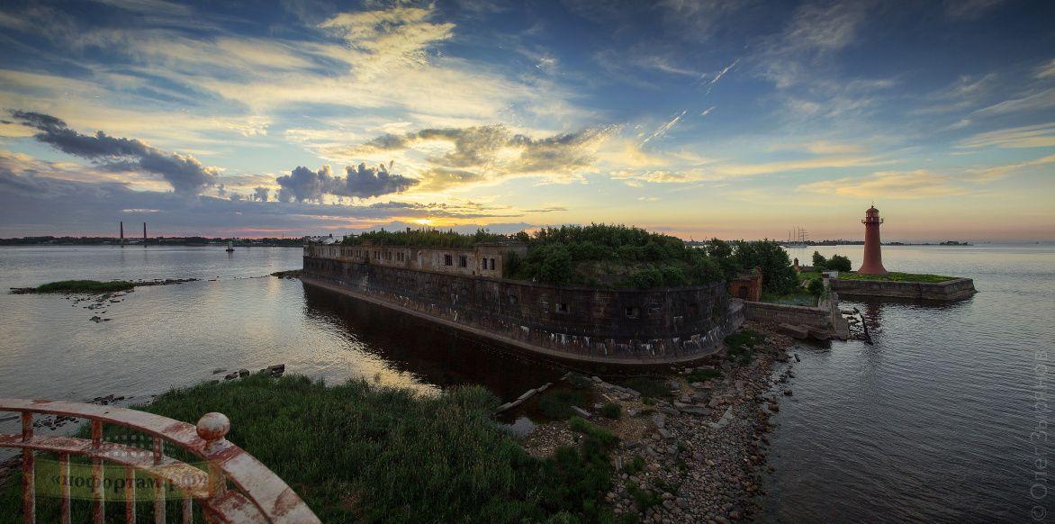 Форт Кроншлот: экскурсия