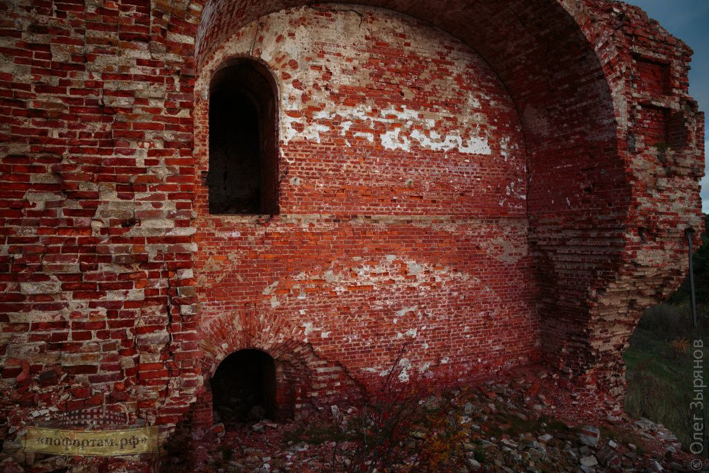 Форт Павел: Экскурсии