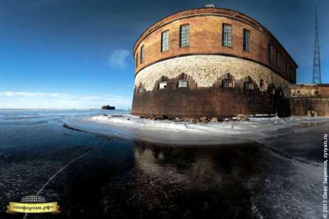 Зимний поход к форту Пётр I №2: 2017