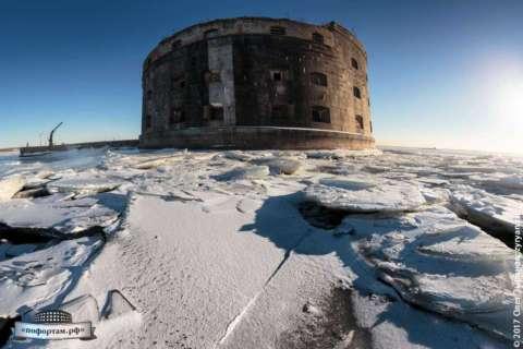 Прогулка к форту Александр I «Чумный»