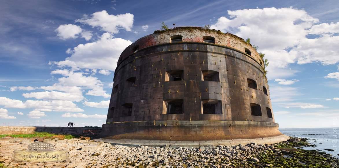 Экскурсия на форт «Александр I» (Чумный)