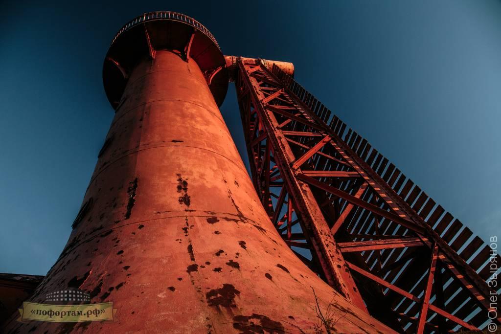 Форты Кронштадта: экскурсии