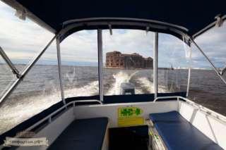 Форты Кронштадта с борта катера: экскурсия