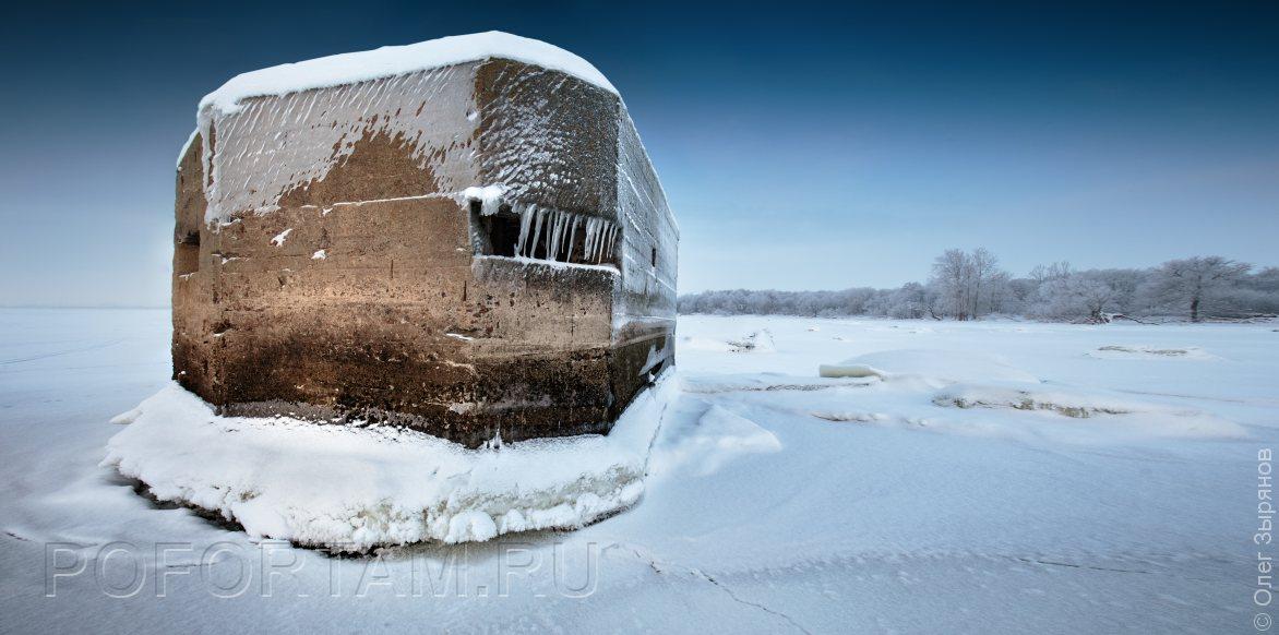 Форт Риф: экскурсии зимой