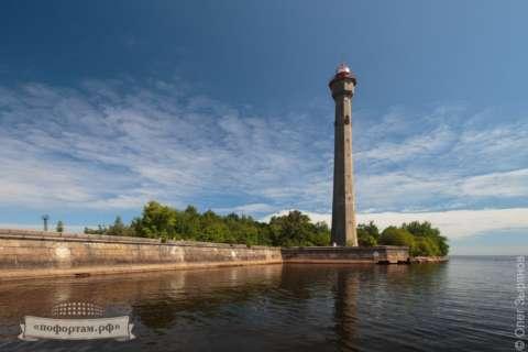 Задний створный маяк «Кронштадтский»