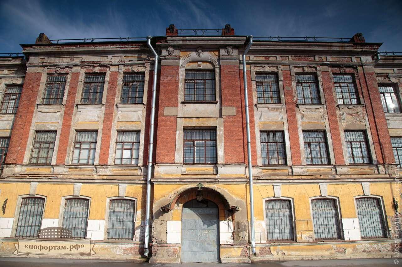 Кронштадт: Машинная школа Балтийского флота