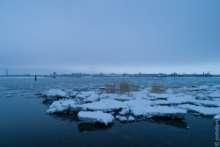 Зимние пейзажи в Кронштадте