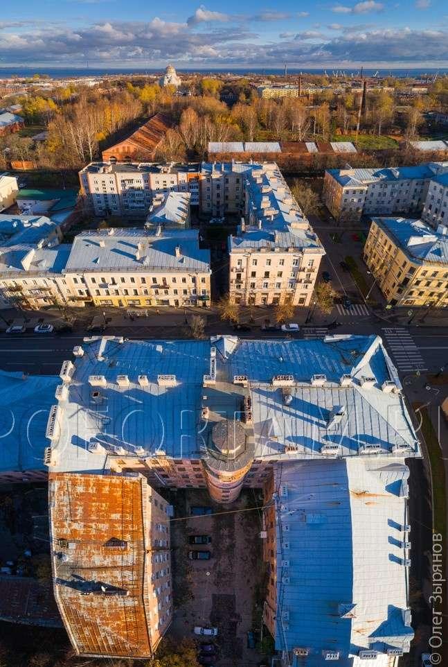 Большая автомобильная экскурсия в Кронштадт из Петербурга (на нашем авто) + посещение форта