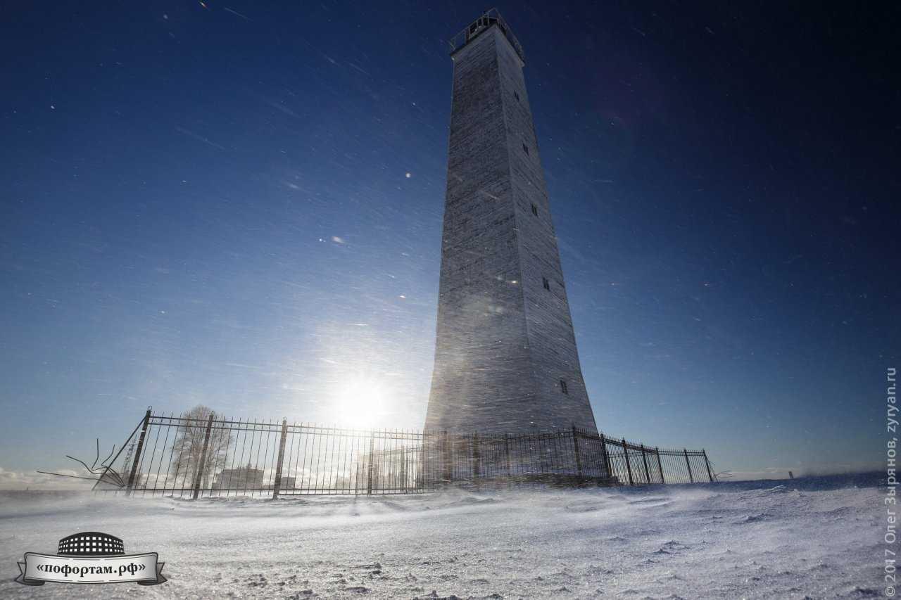 Задний створный маяк БКР