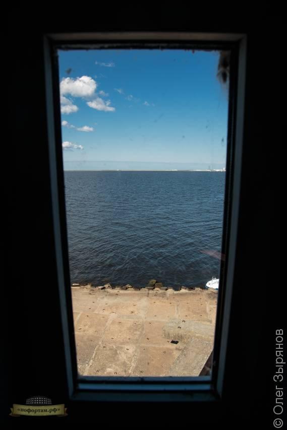 Маяк Морского канала СПБ