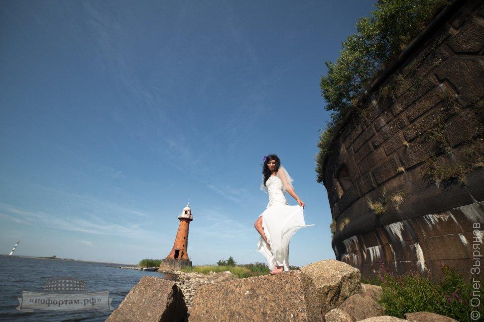 Фотосессия на маяке