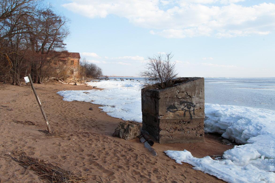 Пейзажи у форта «Риф»