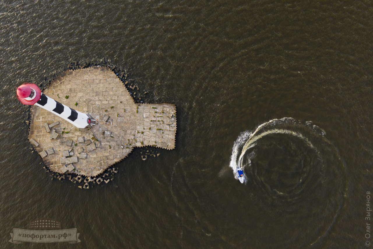 Маяк Морского канала СПб: экскурсии